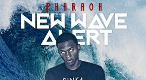 Pharaoh sends out notice to the world that he has arrived and is ready to dominate the rap scene