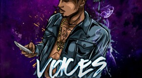 Nate Wavy sets positive vibe with new EP 'Voices'